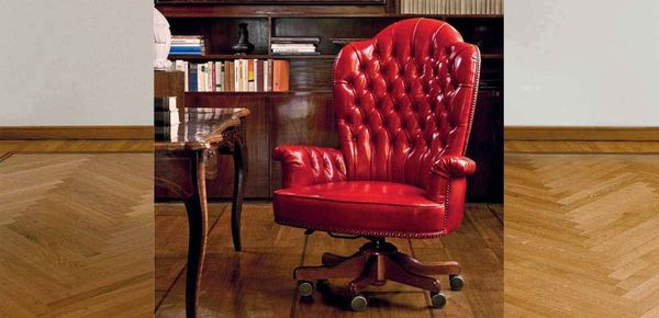 G15 armchair leather